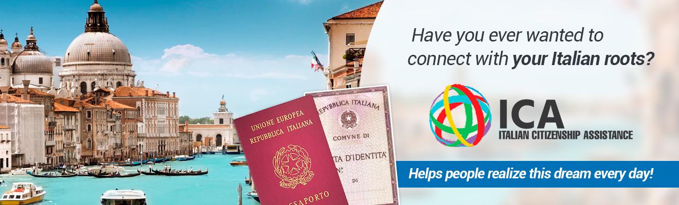 Italian Citizenship Assistance | A-Z Italian Citizenship by