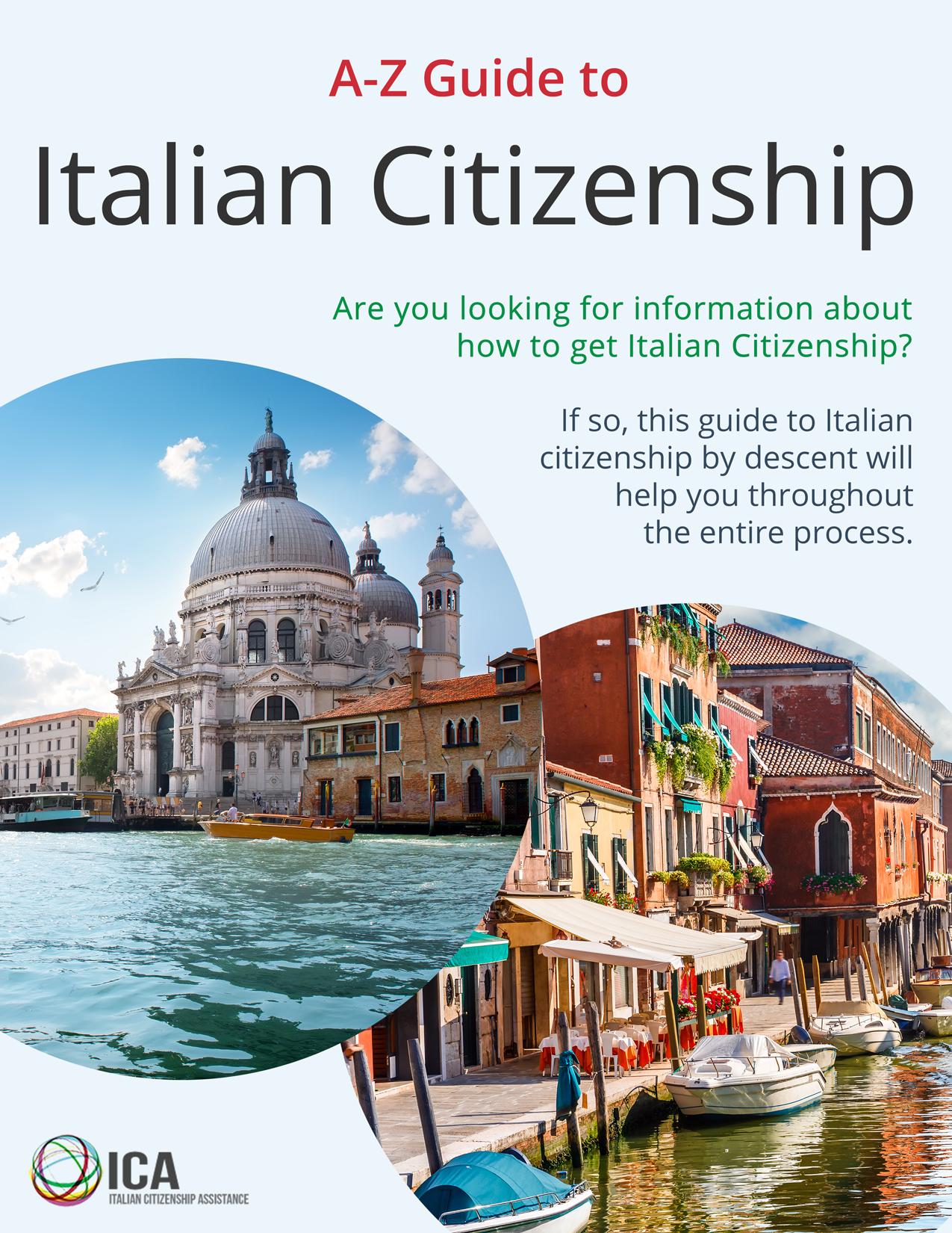 Italian Citizenship Assistance |